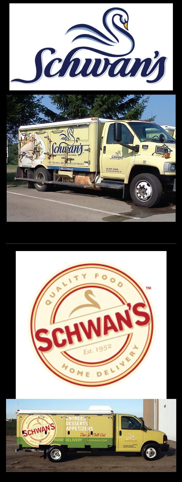 Schwan's Brand Evolution + Radiant Rumble Blog